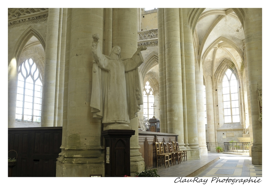 Coutances - Eglise Saint Pierre - Manche - Normandie - 19/20 Juin 2015