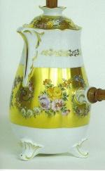 Exemples de réalisations peinture porcelaine
