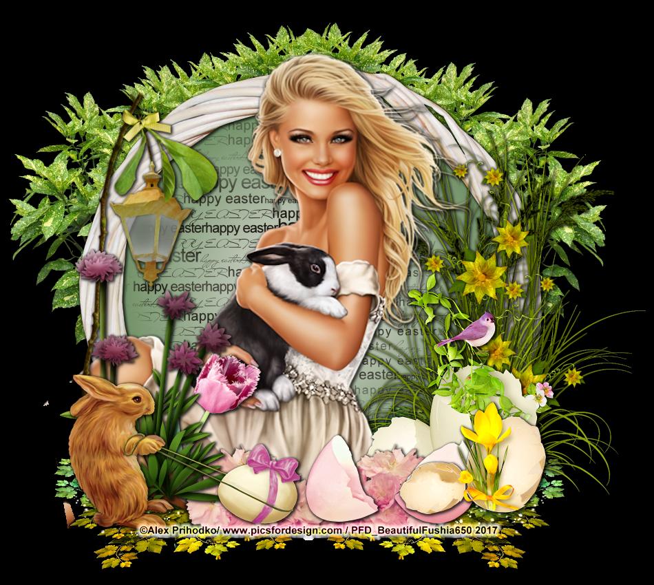 8 Alex Prihodko - Easter Girl