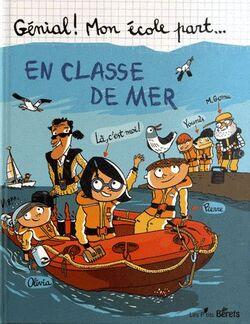 Génial, mon école part en classe de mer
