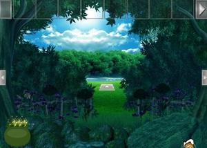Jouer à Magical forest fantasy escape