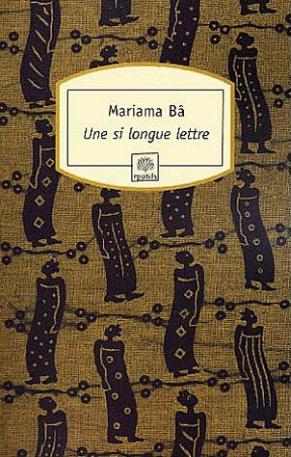 une si longue lettre mariama ba bibliolingus blog livre