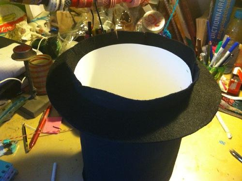 Step-by-step : Le chapeau du Professeur Layton