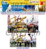 LISHIDE MACHINERY: BAUMA CHINE 2014.