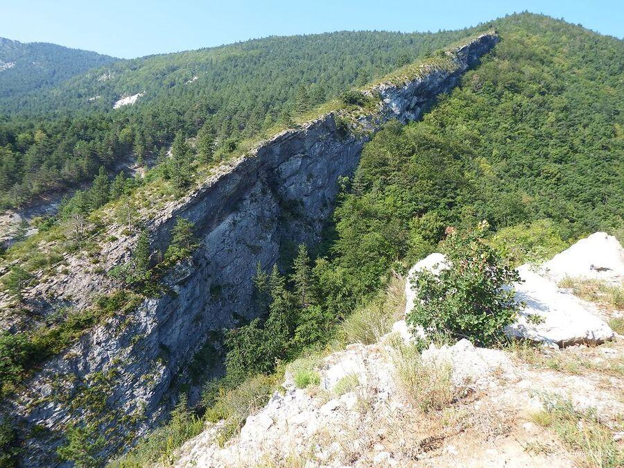 Annot dept des Alpes de Hautes Provence