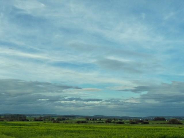 Ciel d'automne dans l'Est 1 mp1357 2010