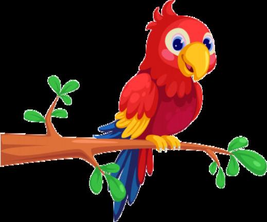 Oiseaux vectoriels
