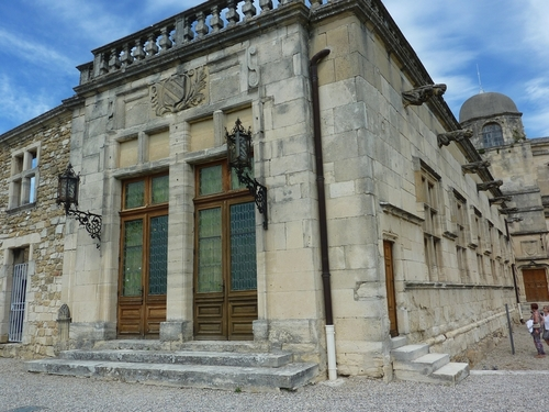 23 juin 2015 - Le château de Grignan
