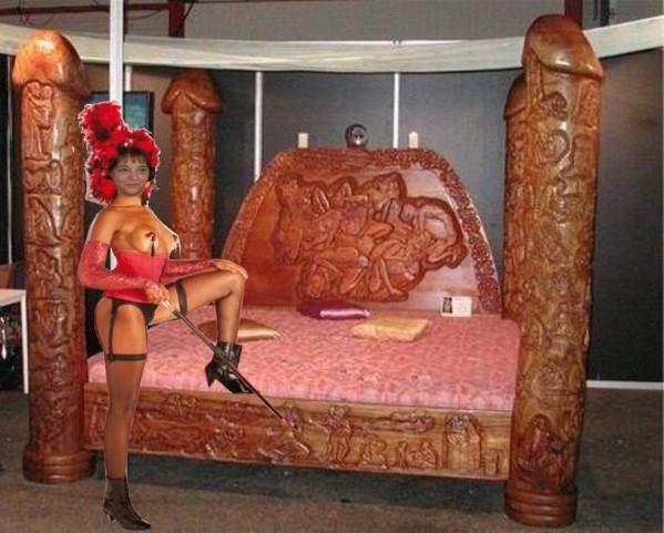 Ophélie vendre un lit