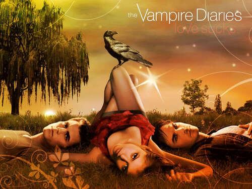 Et une addict de + pour The Vampire Diaries