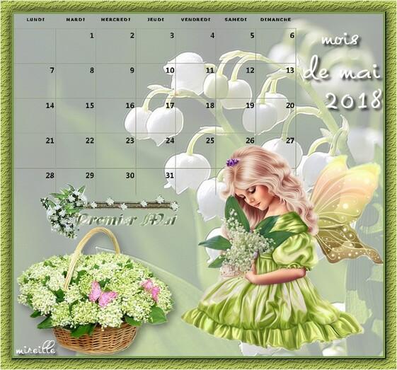 joli mois de mai tout le monde