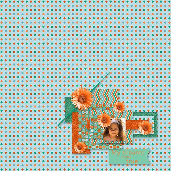 Tendresse colorée by Xuxper Designs