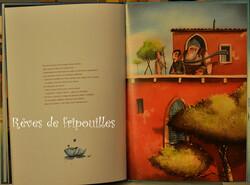 Le souffleur de Rêves , de Bernard Villiot et Thibault Prugne, éditions Gautier Languereau