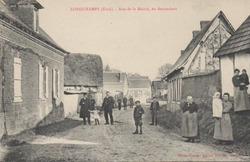 LES REMPARTS DE LONGCHAMPS (Eure)
