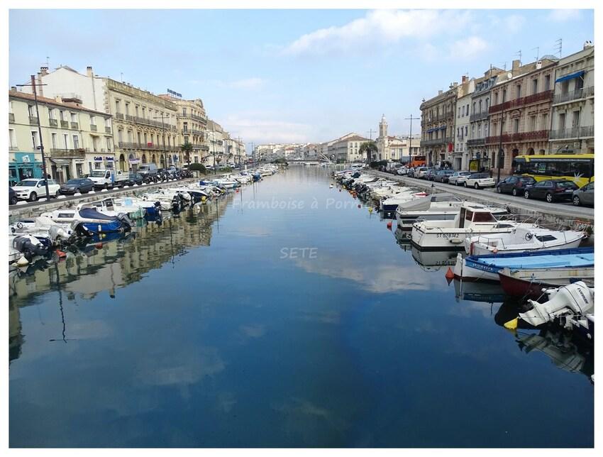 Canal royal sete