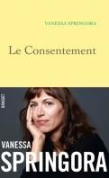 Chronique Le Consentement de Vanessa Springora