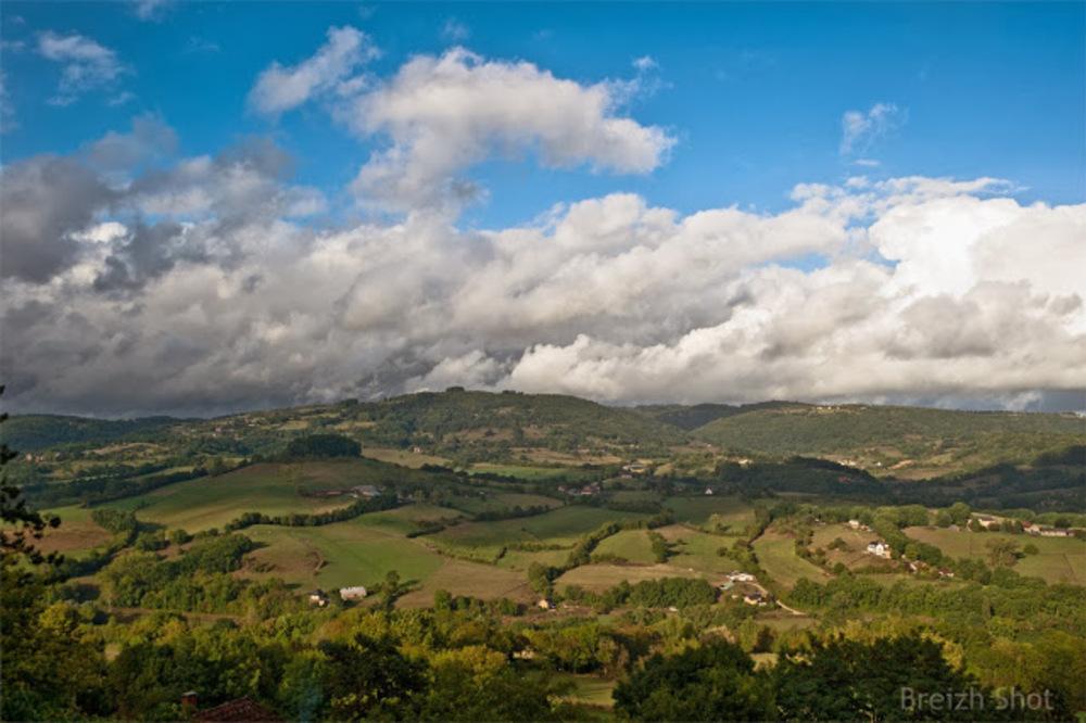 Turenne,vallée de la Tourmente