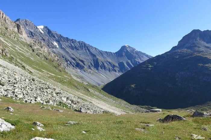 Me li -mélo de photos de montagnes