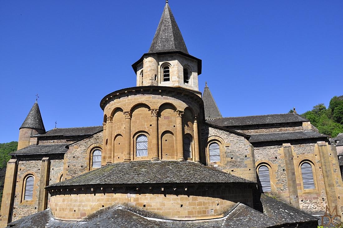Abbatiale de Conques (12) Aveyron
