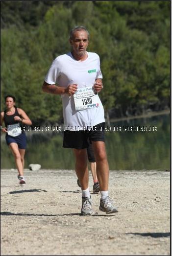 Mon 1er marathon le 2 octobre 2011 à Pertuis