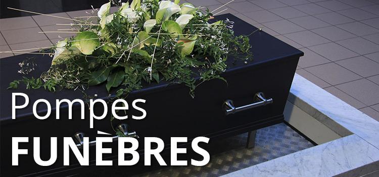 Pompes funèbres ... mon enterrement