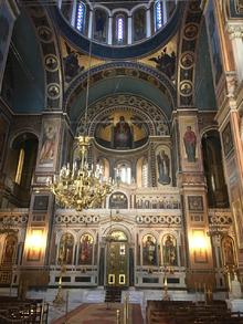 Cathédrale Métropolis