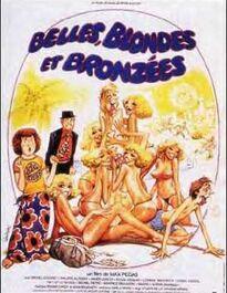 BOX OFFICE FRANCE 1981 BELLES BLONDES ET BRONZEES