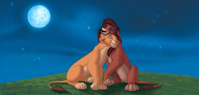 [Blu-ray] Le Roi Lion 2 - L'honneur de la tribu