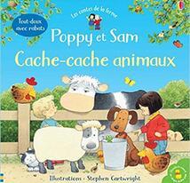 Poppy et Sam - Cache-cache animaux