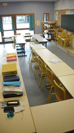 organisation de la classe, direction : des photos, le quotidien (1)