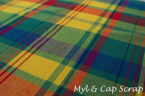 Mylène : Couture - Une nappe