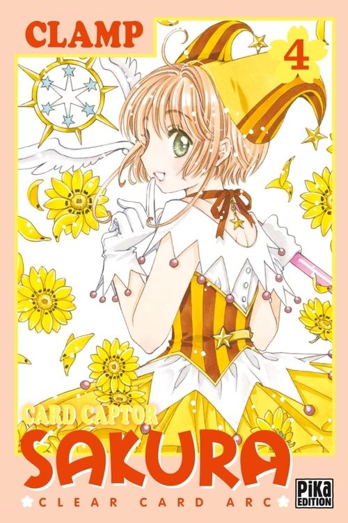 Card captor Sakura - clear card arc - Tome 03 - Clamp