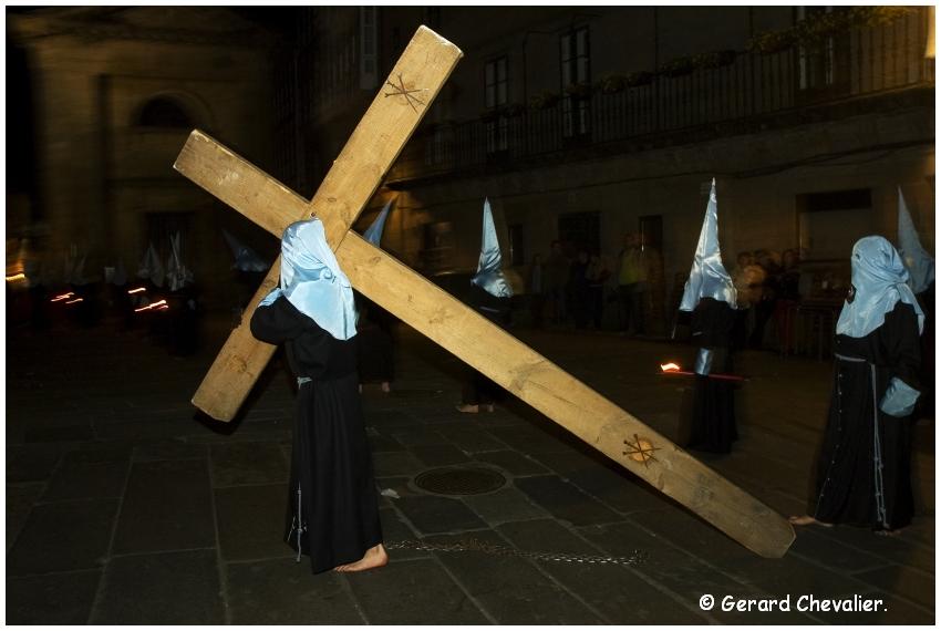 Santiago de Compostela - La Semaine Sainte 6