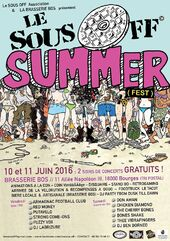 Sous Off Summer Fest - Bourges (Cher)