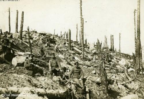 Verdun, un mémorial pour la mémoire