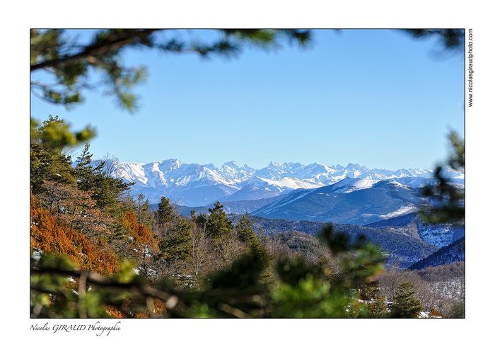 Parc Naturel Régional des Baronnies Provençales :  le dernier né!