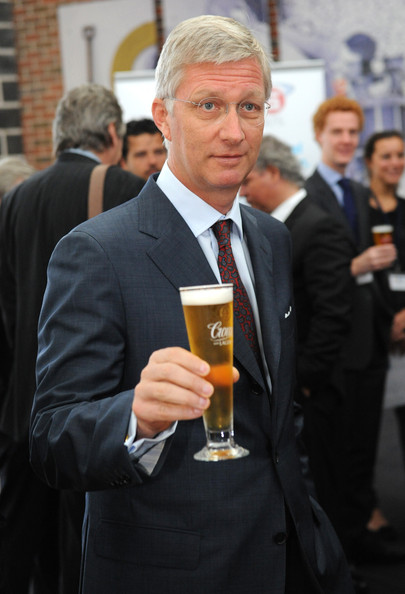 Philippe et la bière