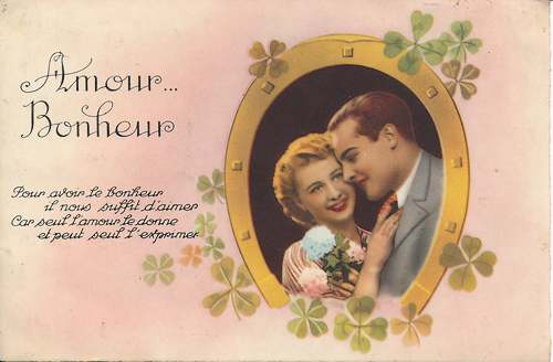 14 février  : Saint Valentin,c'est la fête des amoureux