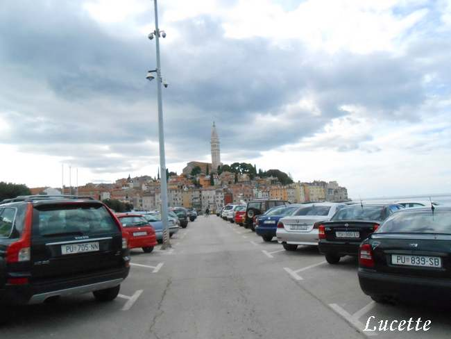 Séjour Croate : promenade à Rovinj