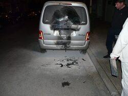 Wolu1200 : Incendie suspect d'un véhicule