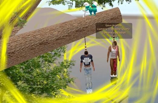 Arbre de Djedge + arbre spatial
