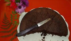 Noisettes + chocolat + soja = Gâteau sans lactose