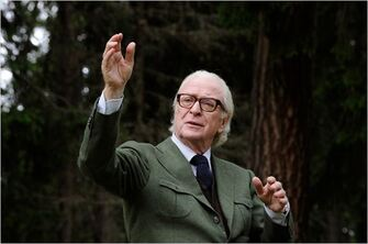 Youth : Photo Michael Caine
