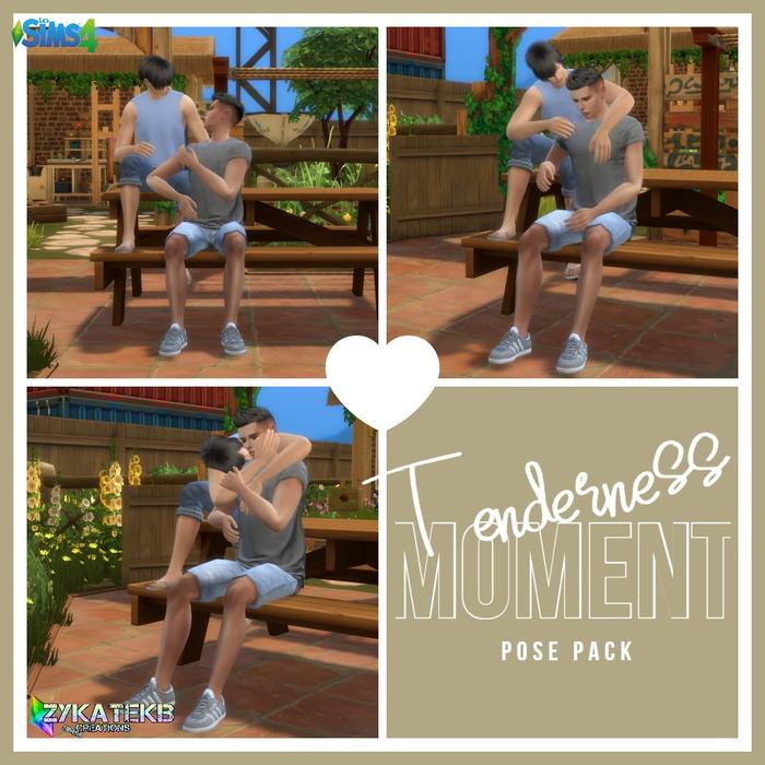 Tenderness moment