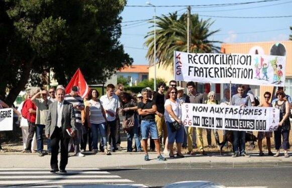 Interdiction d'un rassemblement de nostalgiques de l' « Algérie française » *** MISE A JOUR : 9 JUIN A 8 H 50