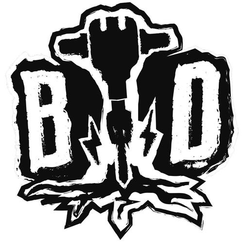 BROKEN DOWN_Logo