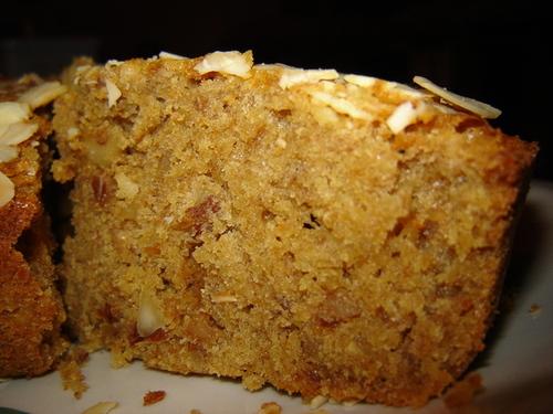 """Un délice ce gâteau...Et en plus...Il est """"bourré"""" d'omégas 3 !!!"""