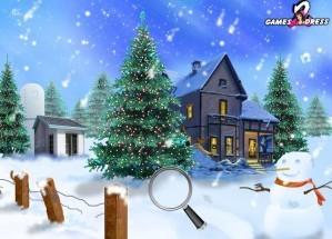 Christmas celebration - Hidden numbers