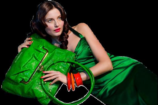 Femmes en Vert Série 12