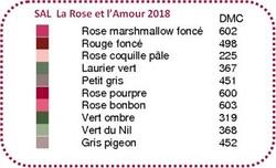 """"""" Nouveau """" SAL La Rose et L'Amour !"""